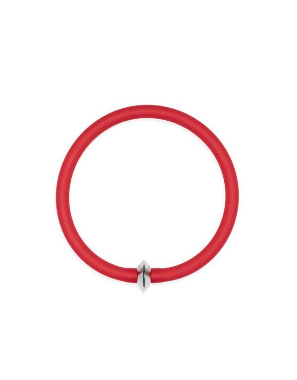 Braccialetto One Rosso