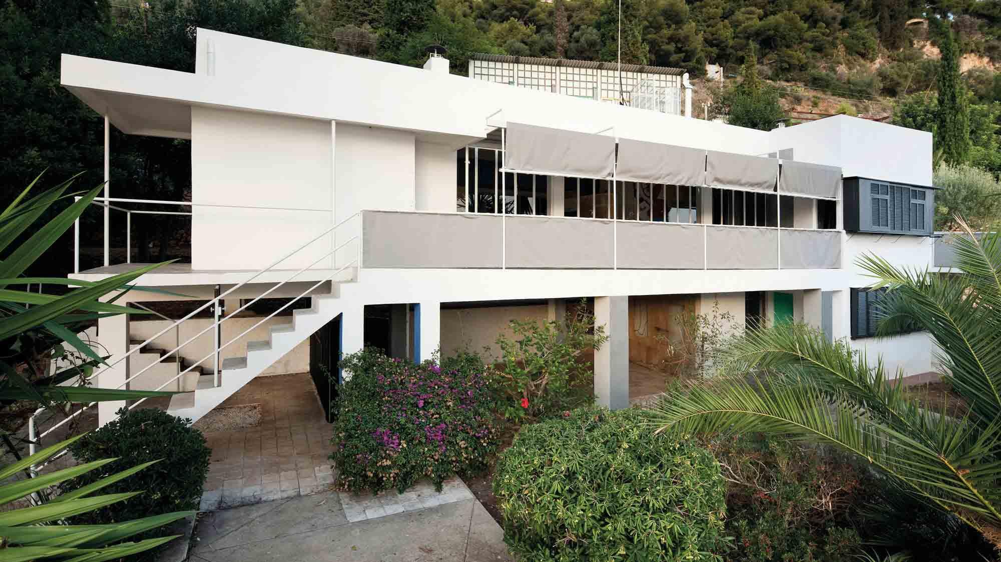 Eileen Gray blog - immagine 3 fronte villa